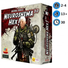 Neuroshima Hex! 3.0 (Нейрошима Гекс)