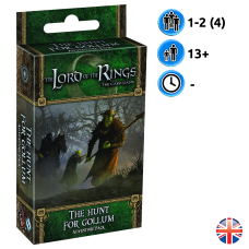 LoTR LCG. The Hunt for Gollum (1.1|доп.)