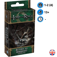 LoTR LCG. Return to Mirkwood (1.6|доп.)