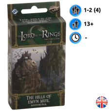 LoTR LCG. The Hills of Emyn Muil (1.4|доп.)