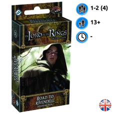 Lord of the Rings: the card game. Road to Rivendell.