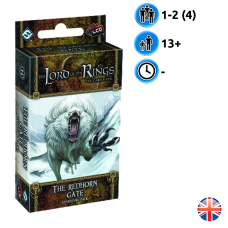 Lord of the Rings: the card game. The Redhorn Gate.