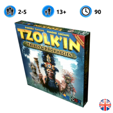 Tzolk'in. Tribes and Prophecies (Цолькин | доп.)