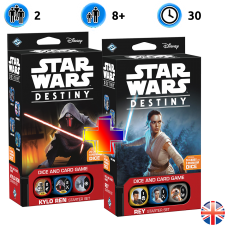 Star Wars: Destiny (Kylo & Rey)