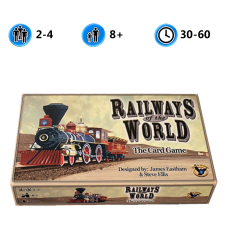 Railways of the World Card Game