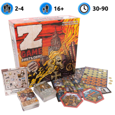 Z-game 2: Fast & Dead