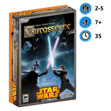 Carcassone: Star Wars (Каркассон)