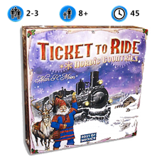 Ticket to Ride: Nordic Countries (Билет на Поезд)