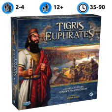 Tigris and Euphrates (Тигр и Ефрат)