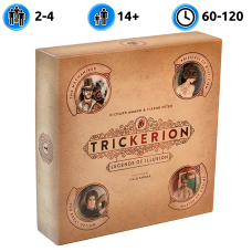 Trickerion. Legends of Illusion (Трикерион)