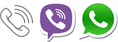 Phone Viber Whatsapp